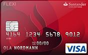 Flexi Visa kredittkort