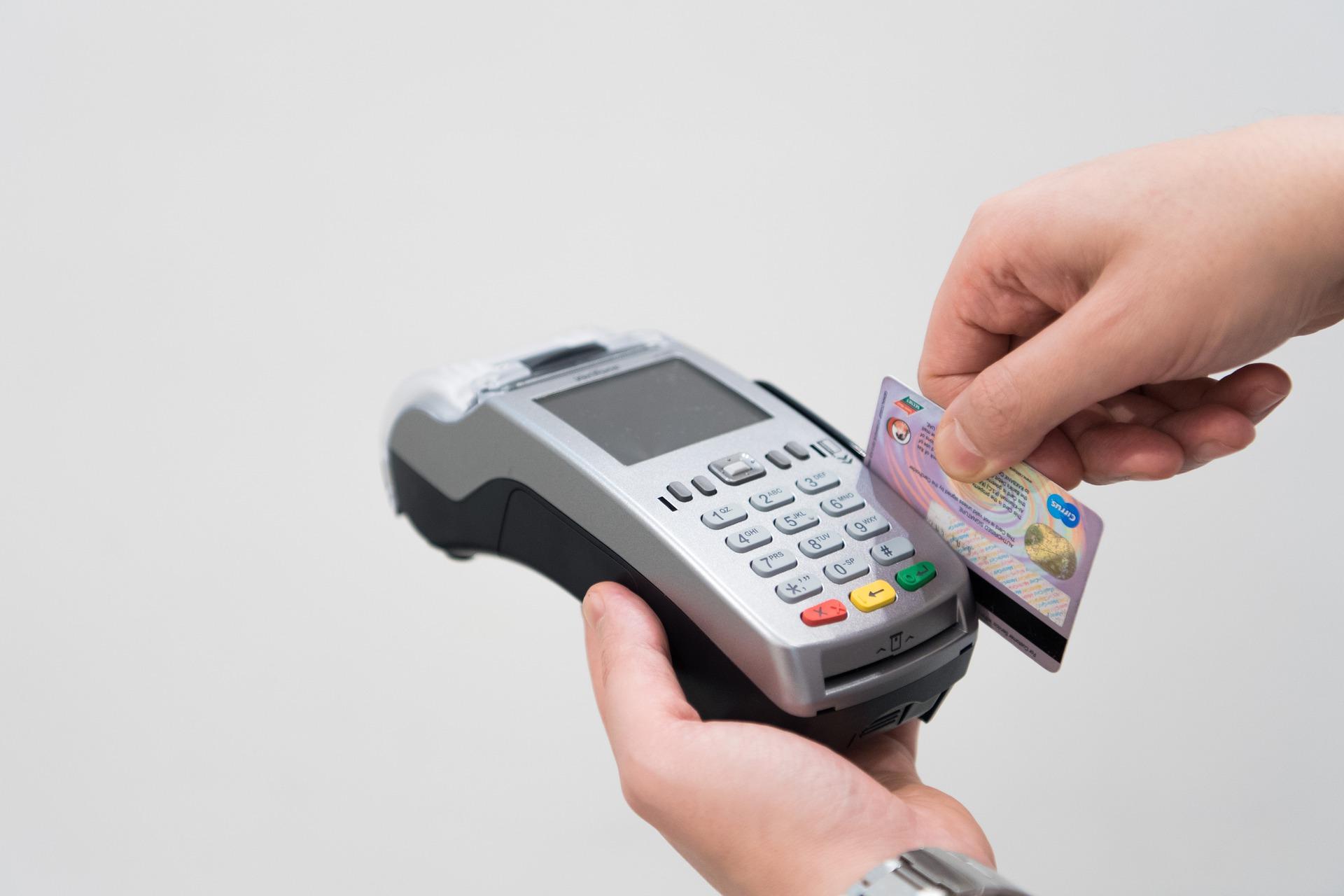 Bruk av kredittkort